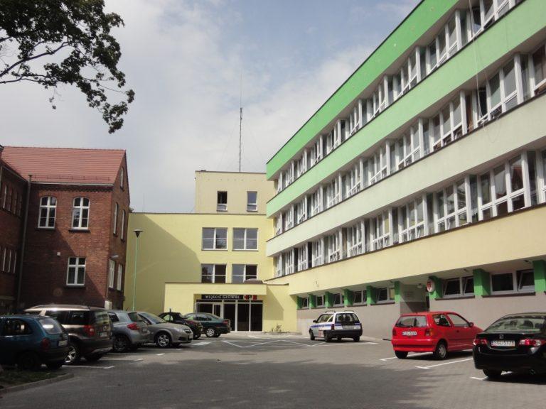 Szpital w Pyskowicach otrzyma 2,5 mln zł