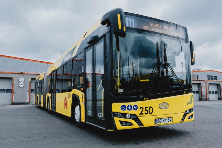 Autobusy metropolitalne od 8 maja. Najpierw sześć linii, a do końca roku kolejne 25