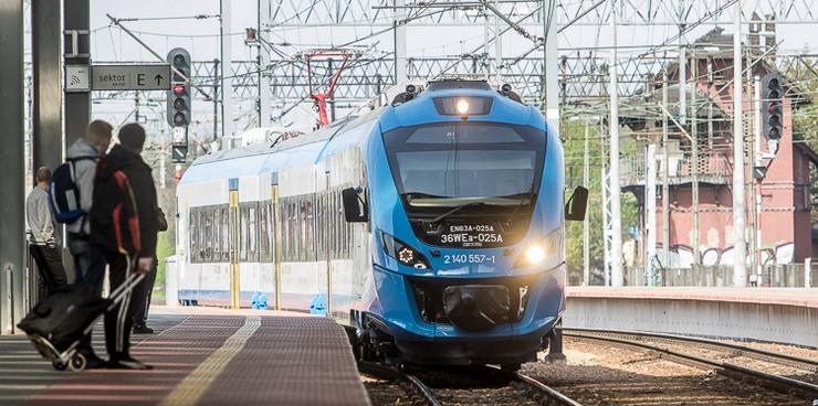 Przystanek kolejowy w Sośnicy i Czechowicach?