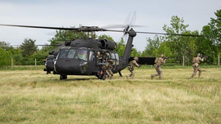 Jednostka Wojskowa AGAT będzie ćwiczyła. Ostrzeżenie dla mieszkańców