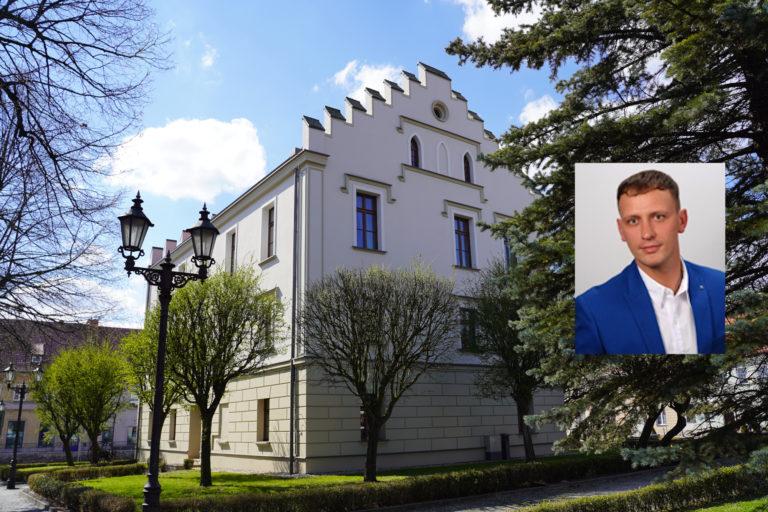Prześwietlamy władze Pyskowic: Radny Robert Bonk