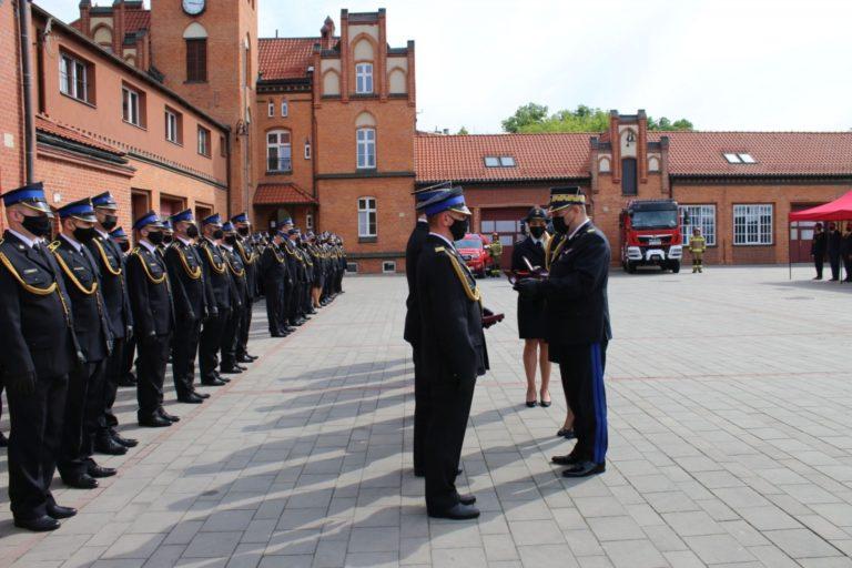 Dzień strażaka w Gliwicach. Nowe wozy dla PSP