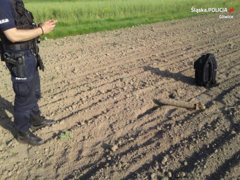 Rolnik podczas orania pola znalazł to!