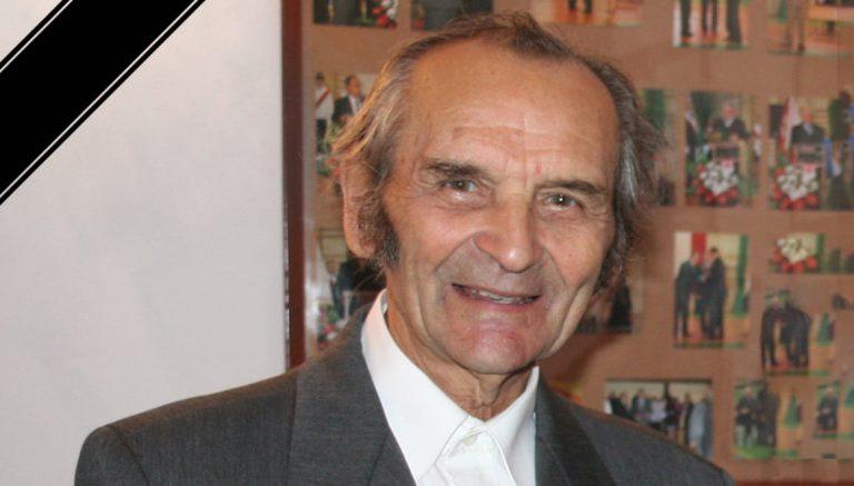 Zmarł Władysław Macowicz